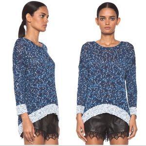 RAG + BONE Naomi Marled Confetti Sweater